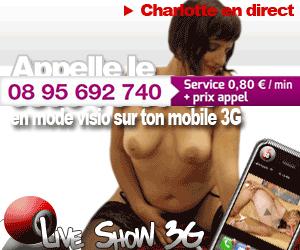 Live show 3G Charlotte