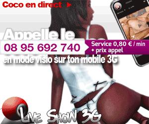 Live show 3G Coco